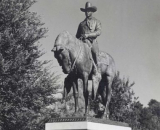 (Cast 1928) Located in Pendleton, Oregon, in honor of Sheriff Tillman D. Taylor